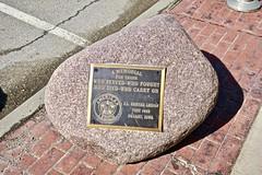 American Legion, Durant, IA (Robby Virus) Tags: durant iowa ia plaque memorial american legion post 430 veterans fraternal organization wars military vets