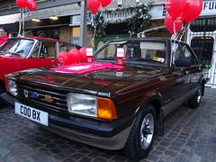 1982 Ford Cortina 1.6 Crusader (Neil's classics) Tags: vehicle 1982 ford cortina 16 crusader car