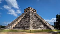 2019 Chichen Itza (jeho75) Tags: sony ilce 7m2 zeiss mesoamerica maya pyramide chichen itza mexico yucatan ancient site architecture