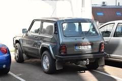 2003 Lada Niva 4x4 1.7 83ch (fabbi71100) Tags: lada ladaniva