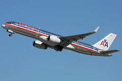 N688AA 12022009 (Tristar1011) Tags: klax lax losangeles american americanairlines boeing 757200 b752 n688aa