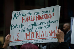 Make Illinois A Welcoming State for Immigrants Chicago 4-24-19_0386 (www.cemillerphotography.com) Tags: refugees borderwall sanctuarycities racism xenophobia fascism ice immigrationandciustomsenforcement mexico centralamerica migrants imperialism colonialism concentrationcamps privateprison corecivic geogroup profitingoffcaptives torture lockedup confinement