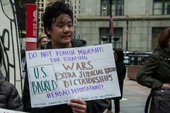 Make Illinois A Welcoming State for Immigrants Chicago 4-24-19_0381 (www.cemillerphotography.com) Tags: refugees borderwall sanctuarycities racism xenophobia fascism ice immigrationandciustomsenforcement mexico centralamerica migrants imperialism colonialism concentrationcamps privateprison corecivic geogroup profitingoffcaptives torture lockedup confinement