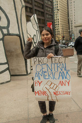 Make Illinois A Welcoming State for Immigrants Chicago 4-24-19_0371 (www.cemillerphotography.com) Tags: refugees borderwall sanctuarycities racism xenophobia fascism ice immigrationandciustomsenforcement mexico centralamerica migrants imperialism colonialism concentrationcamps privateprison corecivic geogroup profitingoffcaptives torture lockedup confinement