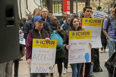 Make Illinois A Welcoming State for Immigrants Chicago 4-24-19_0365 (www.cemillerphotography.com) Tags: refugees borderwall sanctuarycities racism xenophobia fascism ice immigrationandciustomsenforcement mexico centralamerica migrants imperialism colonialism concentrationcamps privateprison corecivic geogroup profitingoffcaptives torture lockedup confinement