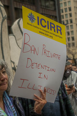 Make Illinois A Welcoming State for Immigrants Chicago 4-24-19_0361 (www.cemillerphotography.com) Tags: refugees borderwall sanctuarycities racism xenophobia fascism ice immigrationandciustomsenforcement mexico centralamerica migrants imperialism colonialism concentrationcamps privateprison corecivic geogroup profitingoffcaptives torture lockedup confinement