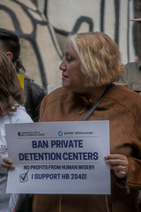 Make Illinois A Welcoming State for Immigrants Chicago 4-24-19_0358 (www.cemillerphotography.com) Tags: refugees borderwall sanctuarycities racism xenophobia fascism ice immigrationandciustomsenforcement mexico centralamerica migrants imperialism colonialism concentrationcamps privateprison corecivic geogroup profitingoffcaptives torture lockedup confinement