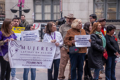 Make Illinois A Welcoming State for Immigrants Chicago 4-24-19_0352 (www.cemillerphotography.com) Tags: refugees borderwall sanctuarycities racism xenophobia fascism ice immigrationandciustomsenforcement mexico centralamerica migrants imperialism colonialism concentrationcamps privateprison corecivic geogroup profitingoffcaptives torture lockedup confinement