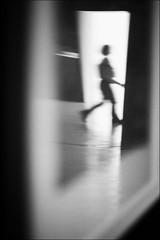 -F_DSC7328-1-BW-Nikon D300S-Lensbaby Twist 60-May Lee 廖藹淳 (May-margy) Tags: maymargy bw 黑白 人像 逆光 走廊 門框 模糊 散景 幾何構圖 點人 街拍 線條造型與光影 天馬行空鏡頭的異想世界 心象意象與影像 台灣攝影師 台北市 台灣 中華民國 倒影 fdsc73281bw portrait backlighting silhouette corridor glass 玻璃 反射 mirrorimage doorframe humaningeometry humanelement streetviewphotography taiwanphotographer linesformsandlightandshadow mylensandmyimagination naturalcoincidencethrumylens taipeicity taiwan repofchina nikond300s lensbaby twist60 maylee廖藹淳