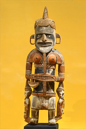 Figure Uli (Musée du quai Branly, Paris)