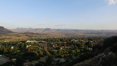 View of Clarens (Rckr88) Tags: clarens freestate southafrica free state south africa view viewofclarens mountain mountains travel travelling trees tree greenery green hiking hike hikes nature naturalworld outdoors t