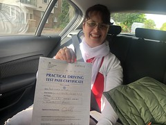 Massive congratulations  to Nicula Ana Maria Ana passing her driving test on her first attempt.  www.leosdrivingschool.com  WARNING: Getting your license is a good achievement however being a SAFE driver for life is the biggest achievement!