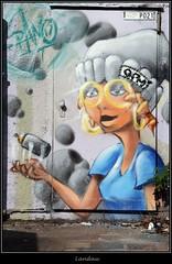 Graffiti 207 (fotomänni) Tags: graffiti kunst streetart strasenkunst farbenrausch farben colors manfredweis