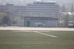 Eurocopter EC135 P2 - D-HBPA (jimcnb) Tags: 2019 april flughafen hubschrauber helicopter stuttgart flugzeug airport flugzeugaircraftairplane