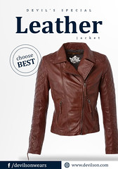 Shop-the-best-this-Brampton-Cora-Veg-devilson-leather-jacket (devilsondotcom) Tags: leather jackets mens fashion jacket leatherwears wears clothing