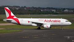 CN-NMF A320 Air Arabia Maroc.