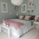 43 cute and girly bedroom decorating tips for girl 21 thumbnail