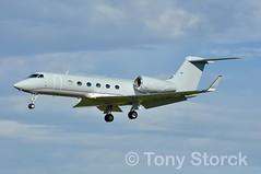 N717LS (bwi2muc) Tags: bwi airport airplane aircraft plane flying aviation spotting spotter gulfstream g450 n717ls gulfstream450 bwiairport bwimarshall baltimorewashingtoninternationalairport