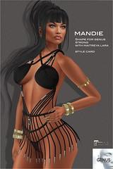 [Selene Creations] Mandie shape Genus Strong (Selene Morgan) Tags: genus swank selenecreations strong bento shape