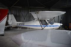 D-MFWWIkarus Comco C-42 (graham19492000) Tags: konstanzairfield dmfww ikarus comco c42