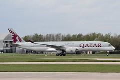 A7-ALA (moloneytomEIDW) Tags: man egcc a359 airbus a350 a350900 a7ala