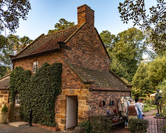 Captain Cook's Cottage, Fitzroy Gardens, Melbourne, 18 March 2019 (2) (BaggieWeave) Tags: australia captaincookscottage fitzroygardens melboune victoria melbourne