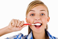 The proper way to care for your teeth (dr.kamihoss) Tags: dr kami hoss teeth tootbrush