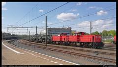 DBC 6411 + 6455, Sittard - 24-04-2019 (Teun Lukassen) Tags: