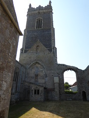 St Andrew's, Walberswick (Aidan McRae Thomson) Tags: walberswick church suffolk medieval ruin