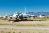 Boeing USAF NKC-135E 55-3132 'Big Crow' (Mark_Aviation) Tags: boeing usaf nkc135e 553132 big crow c135 kc135 yal 1 yal1 laser trials trial amarc amarg storage boneyard davis monthan air force base afb tucson arizona pima space museum oldest military jet aircraft