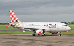 volotea a319-112 ei-ezc arriving in shannon from tallinn 26/4/19. (FQ350BB (brian buckley)) Tags: volotea a319112 eiezc einn