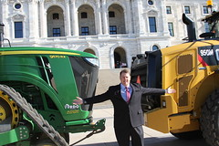 MN Transportation Alliance Rally