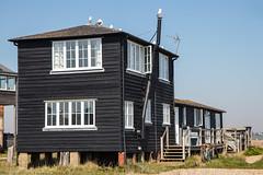 Walberswick-Timber Building (Caught On Digital) Tags: beach suffolk walberswick