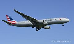 American Airlines A330 ~ N271AY (© Freddie) Tags: londonheathrow poyle heathrow lhr egll 09l arrivals americanairlines airbus a330 a333 n271ay fjroll ©freddie