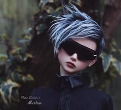 All kinds (pure_embers) Tags: pure embers bjd sd 13 doll dolls uk crobidoll yeon ho man boy yeonho pureembers embersmarlow photography laura england photo ball joint resin sunglasses shades blue portrait