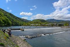 Arashiyama(嵐山) (Hideki-I) Tags: arashiyama 嵐山 京都 日本 山 kyoto japan nikon z7 2470 landscape water mountain happyplanet asiafavorites