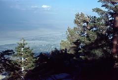 San Jacinto Peak, California (Roger Gerbig) Tags: sanjacintopeak california rogergerbig canonf1 canonfd35105mmf35 kodakelitechrome200 ed200 slidefilm 135film 35mm transparencyfilm
