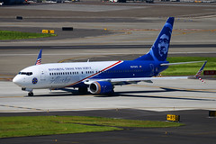 Honoring Those Who Serve (planephotoman) Tags: boeing 737 739 737990 n570as honoringthosewhoserve asa764 pdxdca alaskaairlines alaska alaskaairgroup airline airliner pdxaircraft portlandinternationalairport pdx kpdx