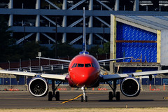 Nice Nose (planephotoman) Tags: airbus a321 a322 a321200 a321253n neo n927va moretolove virginamerica alaskaairlines merger airline airliner pdxaircraft portlandinternationalairport pdx kpdx