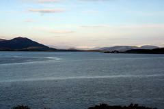 View from the Dornoch bridge (stuartcroy) Tags: scotland sea scenery sky dornoch hills highland beautiful