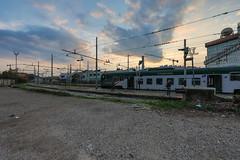 porta genova [I] (dadiolli) Tags: portagenova station hdr milano mailand italy milan italien sky clouds sunset