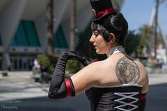 Wondercon'19-111 (Elemental_Oasis Photos) Tags: dcuniverse wondercon zatanna cosplayphotography