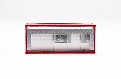 🚛 EveModel/B-Models 20' 2DT5 HUKU2512099 top (Huktra) (msslovi0) Tags: 20 container h0 ho evemodel bmodels 2dt5 huktra klv kv ukv intermodal bulk