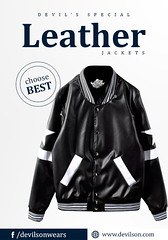 Shop-the-latest-fashion-trends-leather-jacket (devilsondotcom) Tags: leather jackets mens fashion cool best motorcycle motorbiker biker