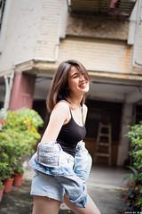 III08720 (HwaCheng Wang 王華政) Tags: 環南 舊公寓 街拍 台北 md model portraiture sony a7r3 ilce7rm3 a7r mark3 a9 ilce9 24 35 85 gm