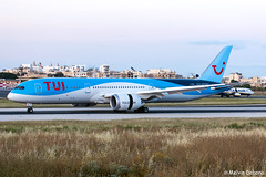TUI Boeing 787-9 Dreamliner  |  G-TUIL  |  LMML (Melvin Debono) Tags: tui boeing 7879 dreamliner | gtuil lmml cn 64053 melvin debono spotting canon eos 5d mark iv 100400mm plane planes photography airport airplane aviation aircraft malta mla