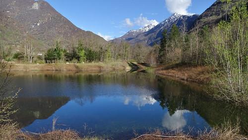 Naturschutzgebiet zwischen Maggia und Lodano