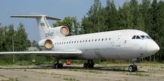 Yak-42 | CCCP-42311 | Ygr | 20110816 (Wally.H) Tags: yak42 yakovlev40 cccp42311 yegoryevsk aviation college