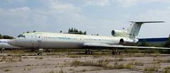 Tu-154 | CCCP-85010 | Ygr | 20110816 (Wally.H) Tags: tupolev tu154 tupolev154 cccp85010 aeroflot yegoryevsk aviation college