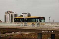 190422  1009 (chausson bs) Tags: tusgsal badalona autobuses autobusos buses man castrosua b3 canal 2019